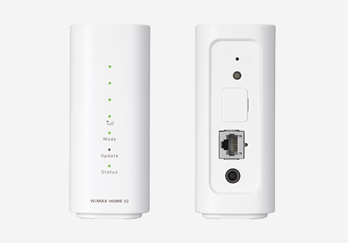 Speed Wi-Fi HOME HOME 02
