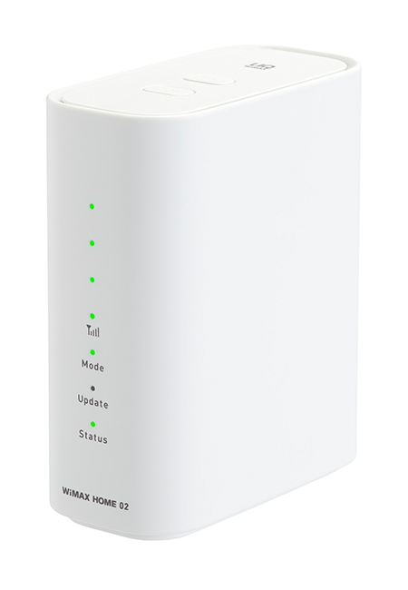 Speed Wi-Fi HOME 02