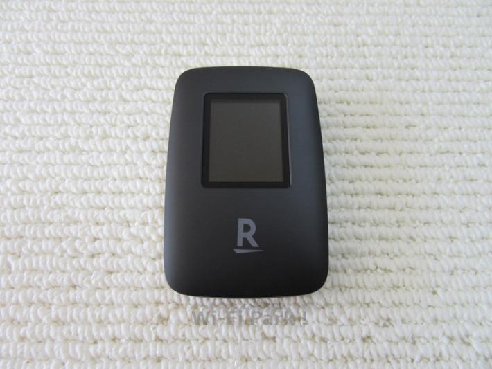Rakuten WiFi Pocket セット完了