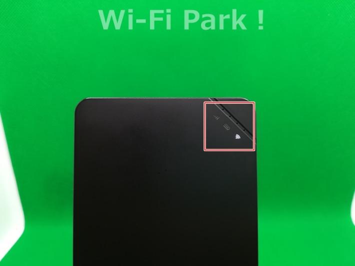 GlocalMe U3「WiFiマーク」
